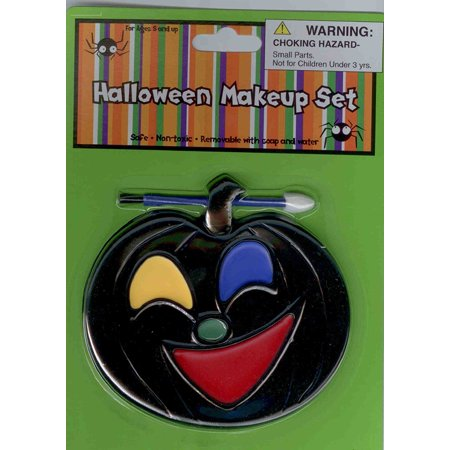 Halloween Fun Theatre Make Up, Face make up Grease paint in the shape of an adult persons hand. By Partytime Ship from US