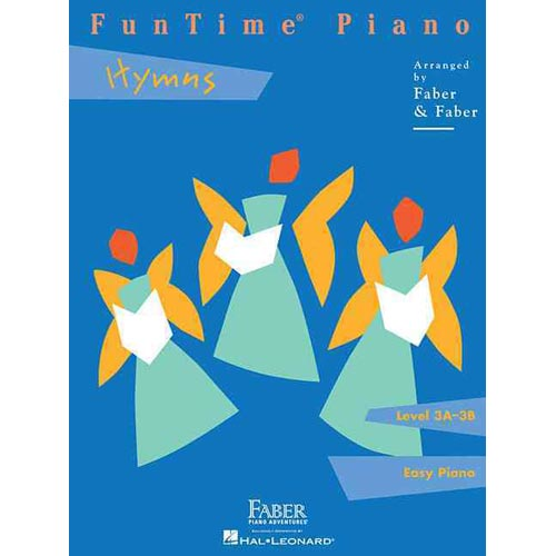 FunTime Piano Hymns: Level 3A-3B: Easy Piano