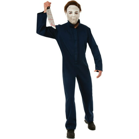 Halloween Grand Heritage Michael Myers Costume Adult](Scary Halloween Music Michael Myers)