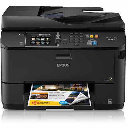 Epson WorkForce Pro WF-4630 All-in-One Printer/Copier/Scanner/Fax Machine