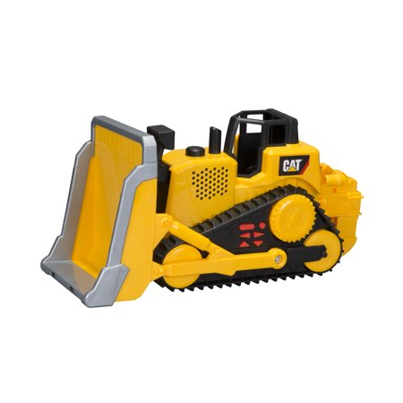 (CAT Job Site Machines L&S Trucks Bulldozer)
