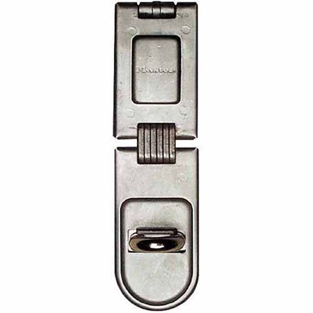 Master Lock 720DPF 6-1/4u0022 Single-Hinge Security Hasps