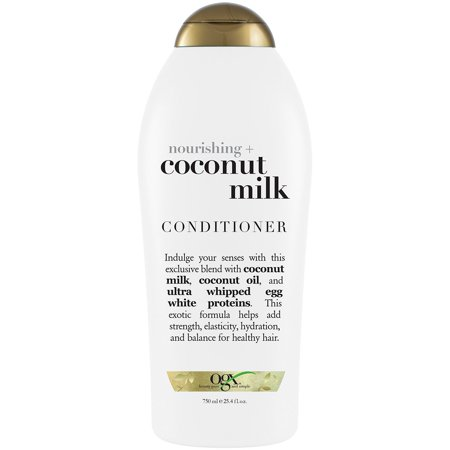 OGX Nourishing Coconut Milk Conditioner, 25.4 Oz