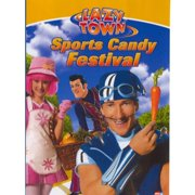 LazyTown Sports Candy Festival by PARAMOUNT HOME VIDEO