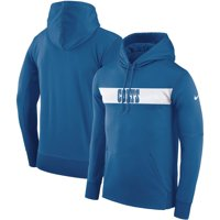f9744604a Product Image Indianapolis Colts Nike Sideline Team Performance Pullover  Hoodie - Royal