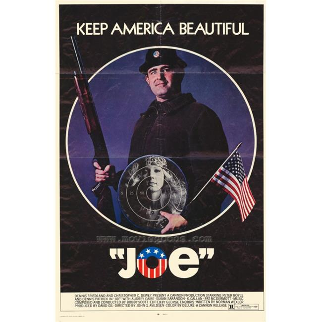 Posterazzi MOVGH1722 Joe Movie Poster - 27 x 40 in. - image 1 of 1