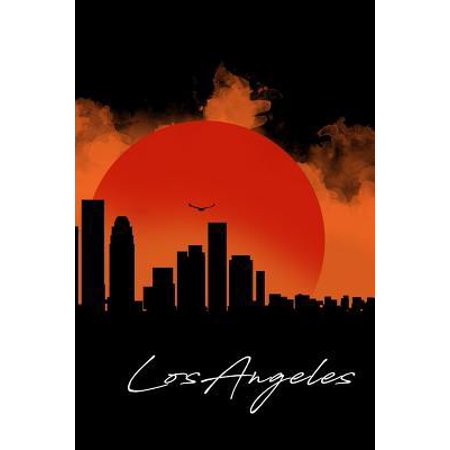 Los Angeles: Vacation Planning Notebook, Family Adventure Plan, World Travelers Journal Matte Softcover Log Book 120 Customized Pag