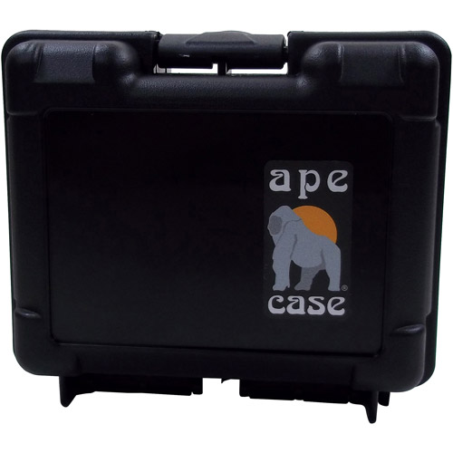 "Ape Case ACLW Lightweight Stackable Case with Foam, 5.5"" x 4.6"" x 3.5"""