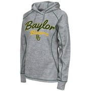Womens Baylor Bears Poly Pull-over Hoodie