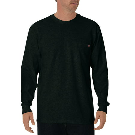 Men's Long Sleeve Heavyweight Crew Neck (Extra Long Work Shirt)