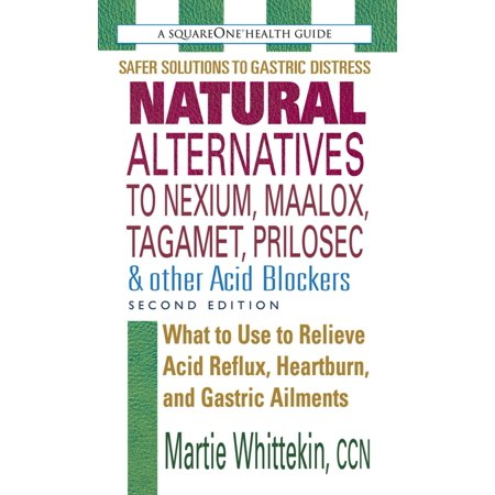 Natural Alternatives to Nexium, Maalox, Tagamet, Prilosec & Other Acid Blockers, Second Edition - eBook Written by health professionals who are well recognized in their respective fields, these concise, easy-to-read books focus on a wide range of important health concerns. From migraine headaches to high cholesterol, each title looks at a specific problem; each provides a clear explanation of the disorder, its causes, and its symptoms; and each offers natural solutions that can either greatly reduce or completely eliminate the problem. Some titles also focus on natural alternatives to drugs with serious side effectsalternatives that in many cases can be used in conjunction with prescription medications. This growing series of titles can be counted on to provide safe and sensible solutions to all-too-common health problems.