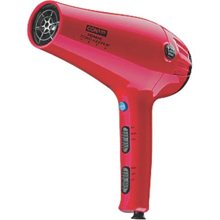 conair 209r ionic ceramic cord keeper hair dryer 1875 w retractable line cord 3 heat 2 speed. Black Bedroom Furniture Sets. Home Design Ideas