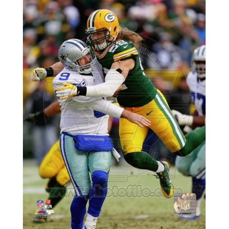 Clay Matthews 2014 Playoff Action Sports Photo](Clay Matthews Halloween)