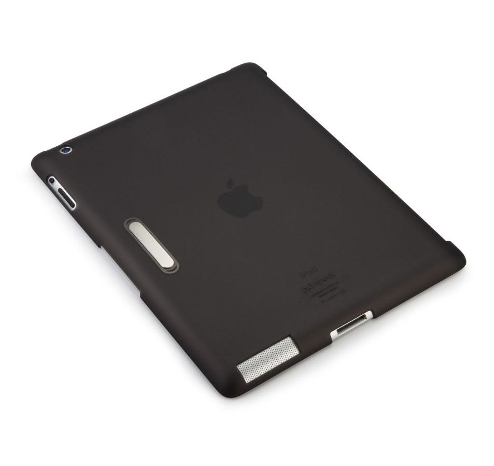 Speck Products SPK-A1202 iPad 3rd/4th gen SmartShell - Black