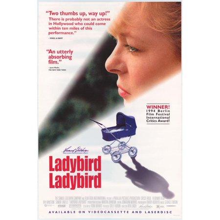 Ladybird Ladybird POSTER Movie B Mini Promo