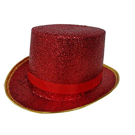 Red Party Hat (Dress Up America 663 Red Top)