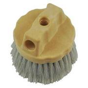 MICHIGAN BRUSH MIB-41129 Nylon Car Wash Brush, ,Wood