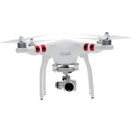 DJI Phantom 3 Standard Quadcopter by DJI Drones