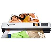 """ClearClick Photo & Document Scanner with 1.45"""" Preview LCD, 4 GB Memory Card"""