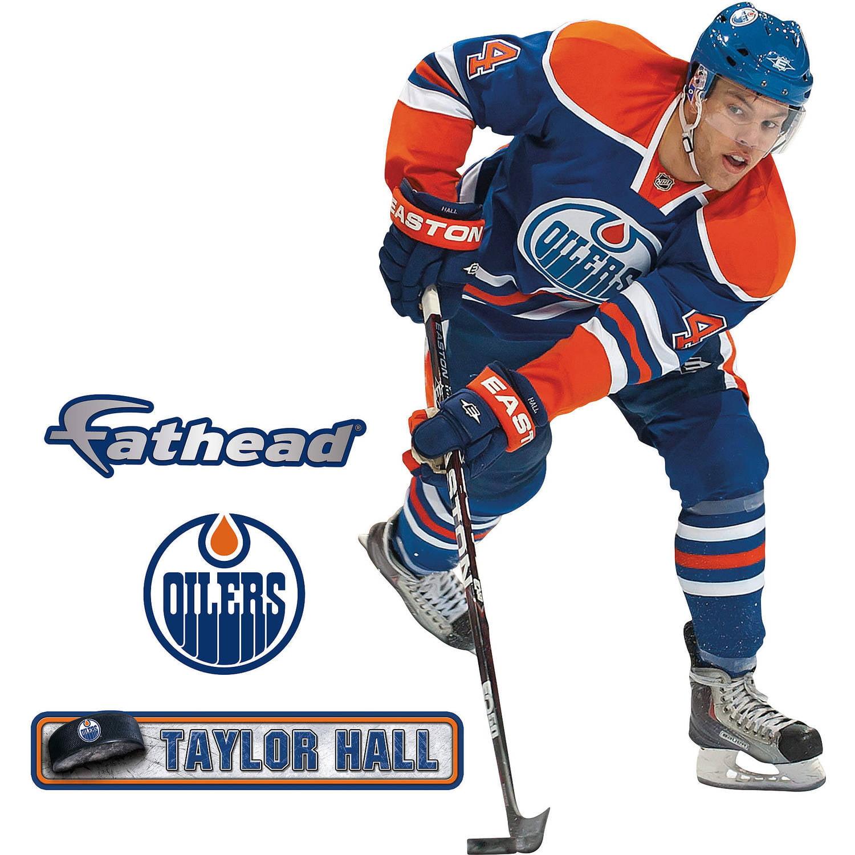 Fathead Taylor Hall Teammate Player
