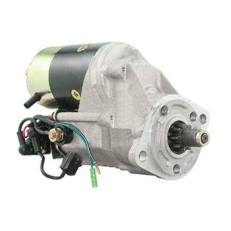 New 24V Starter Motor Fits Komatsu Crawler D21 D21a D21p D21s  0 23000 2541 0 23000 2542 0210004933 0210004933 0 23000 2103 0 23000 2540 0210004934 0210004935 0 23000 2101 0 23000 2102 0230000030