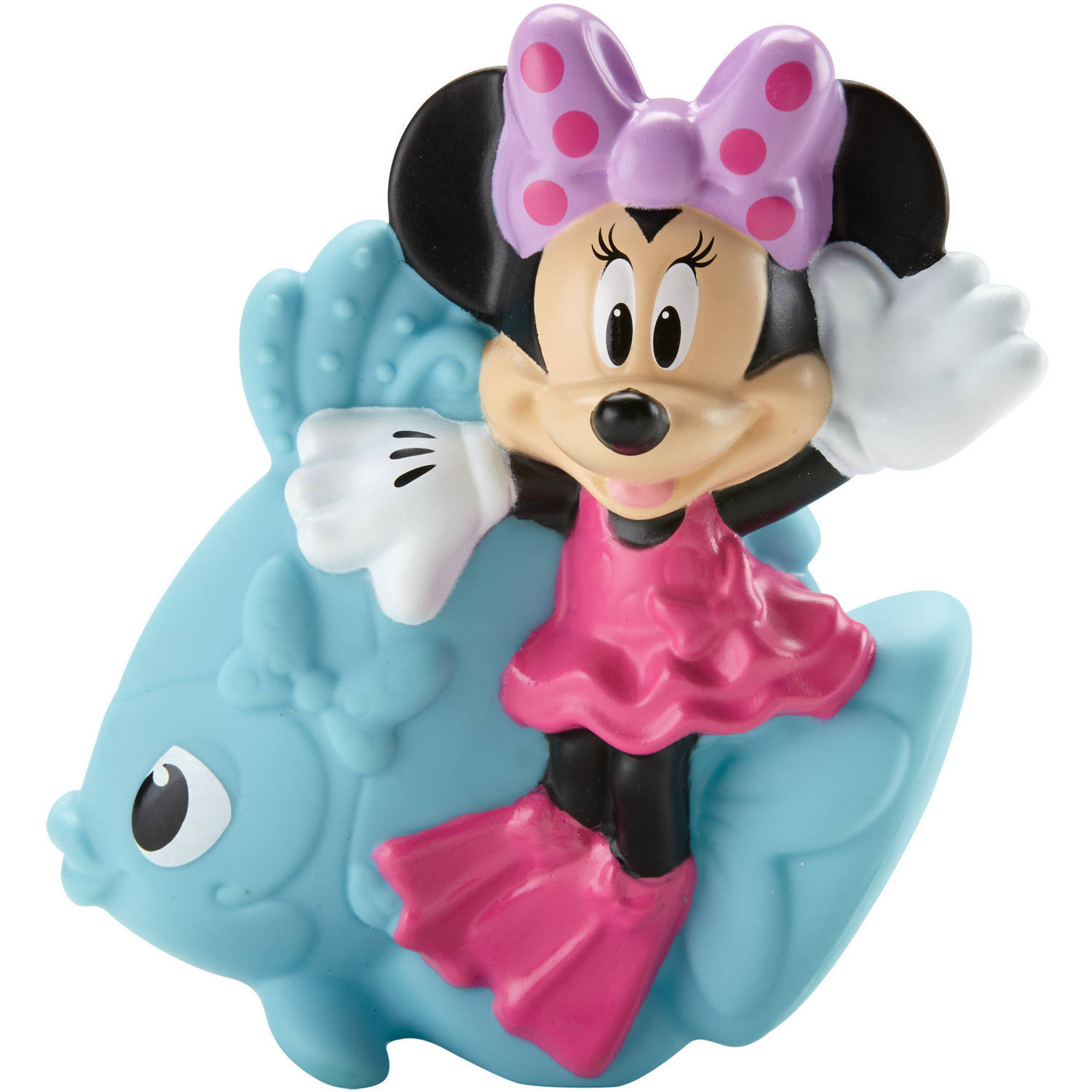 Disney Minnie Mouse Bath Squirter, Minnie by Disney Minnie Mouse