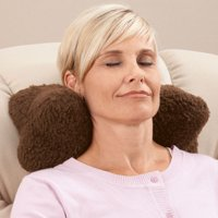 Sherpa Neck Cradle Pillow by OakRidge