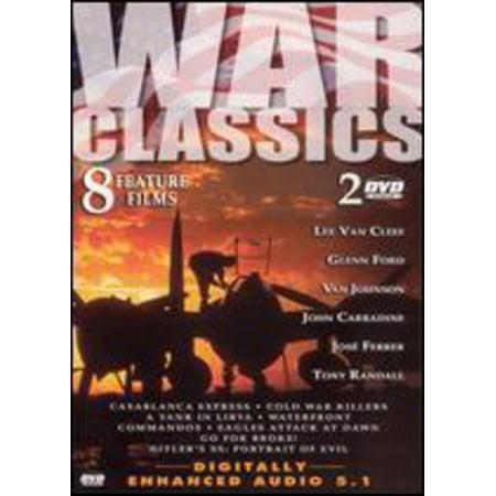 WAR CLASSICS V01 (DVD/2DVD SLIMLINE) (DVD)