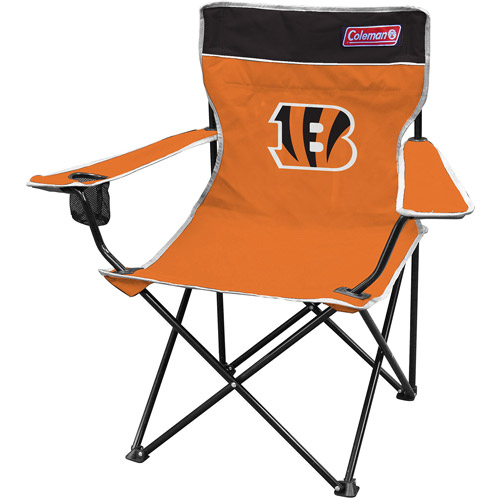 Coleman Quad Chair, Cincinnati Bengals