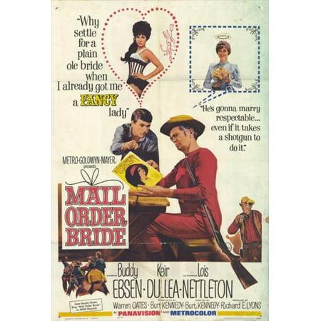 Mail Order Bride Movie Poster  11 X 17