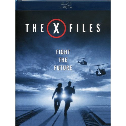 X-Files: Fight The Future: The Movie (Blu-ray)