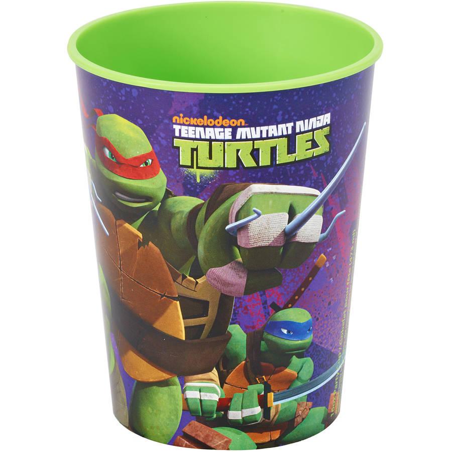 Teenage Mutant Ninja Turtles Plastic Party Cup, 16oz.