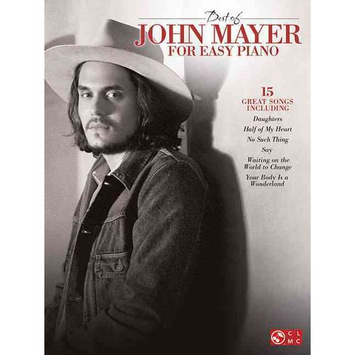 Best of John Mayer: For Easy Piano