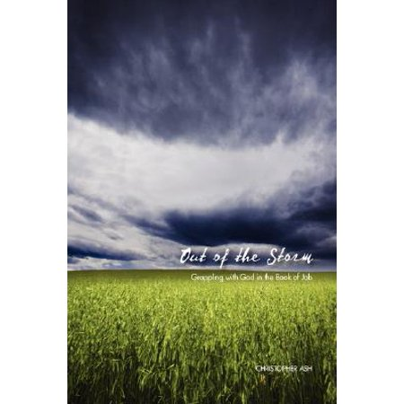 Out of the Storm : Grappling with God in the Book of Job (Iron Storm)