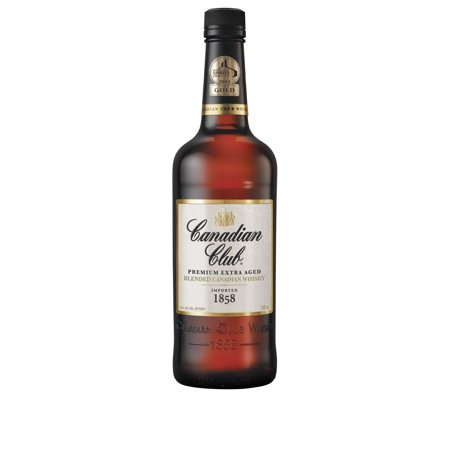 Canadian Club 1858 Whisky, 1 L