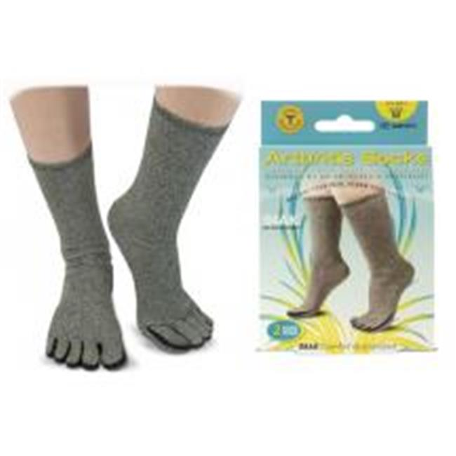 Complete Medical 8205C Arthritis Socks, Large