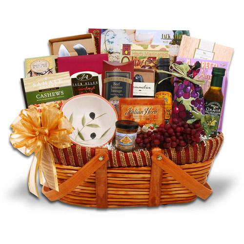 Alder Creek Tuscan Traditions Gourmet Gift Set, 15 pc