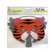 Multicraft Foam-Fun Animal Mask Astd Wild Things