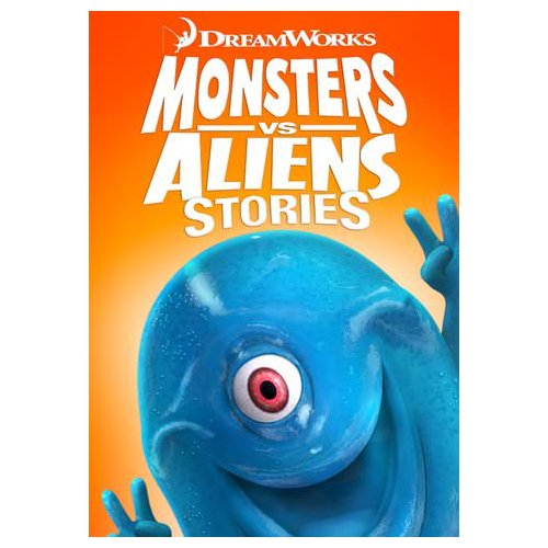 Monsters vs. Aliens Stories (2013)
