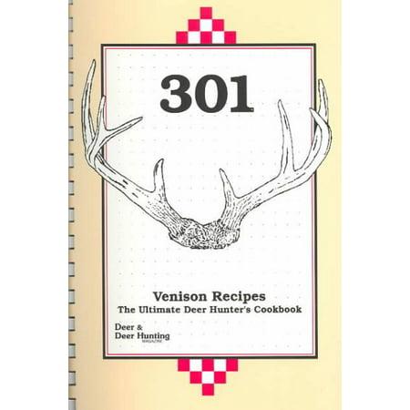 301 Venison Recipes thumbnail