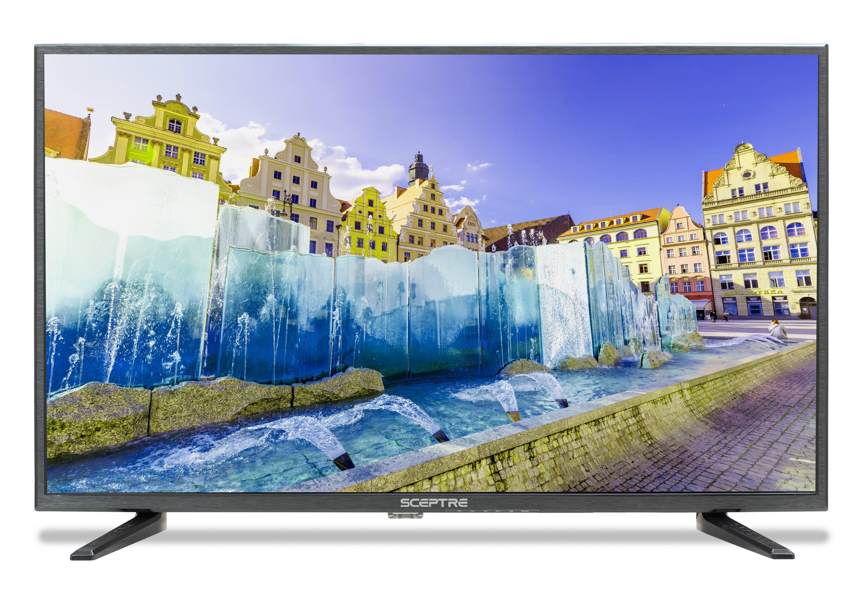Sceptre 32 Class Hd 720p Led Tv X322bv Sr Brand New No Sales
