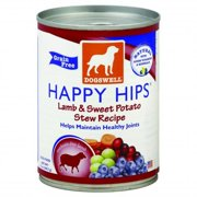 Dogswell Happy Hips Dog Food Lamb & Sweet Potato Stew, 13.0 OZ