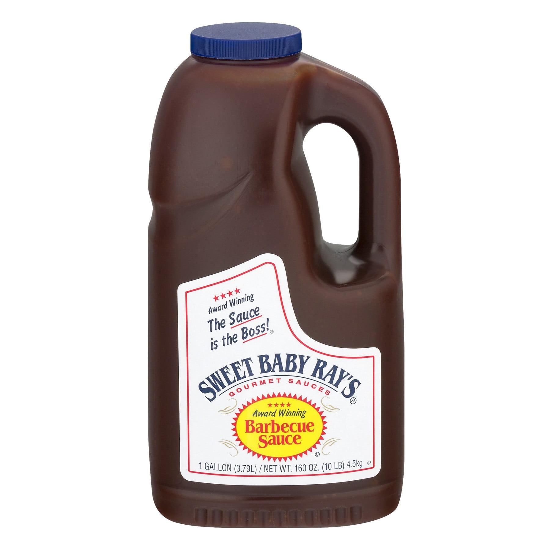 Sweet Baby Ray's® Barbecue Sauce 160 oz. Jug