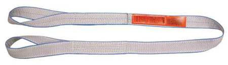 1 Width x 17 Length 1 Width x 17/' Length LIF   EN1601DX17 1-ply Endless Liftall EN1601DX17 Polyester Web Sling