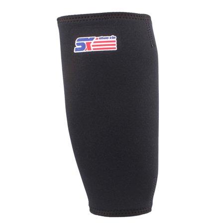 SX561 Sport Calf Stretch Brace Support Protector Wrap Shin Running Bandage Leg Sleeve Compression - image 5 of 7