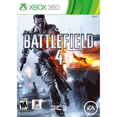 Battlefield 4 - Microsoft Xbox 360 Video Game - New Sealed Disc