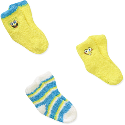 Baby Toddler Boy Socks, 3-Pack