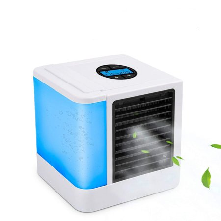 3-in-1 Air Conditioner Fan Humidifier Air Purifier with Timing Function Night Light models with digital -