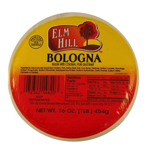Elm Hill Bologna, 16 oz