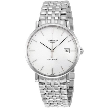 Longines Elegant Automatic Stainless Steel Mens Watch  L49104126